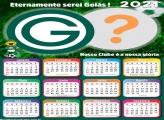 Calendário 2021 Goiás Time de Futebol