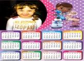 Calendário 2018 Doutora Brinquedos