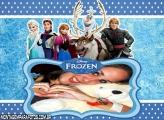 Frozen Montagem de Fotos