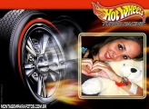 Moldura Hot Wheels Turbo