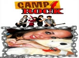 Moldura Camp Rock