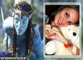 Moldura Mulher Avatar